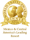 Mexico's Central Americas Leading Beach Resort